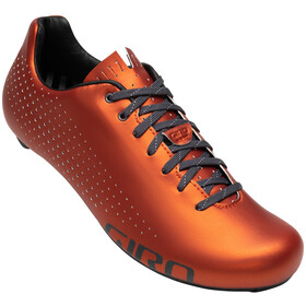 Giro Empire Shoes Men orange red anonized